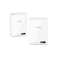 D-Link DHP-701AV Powerline Kit - 2000Mbps