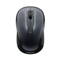 Logitech M325 Wireless Mouse - Dark Grey