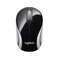 Logitech M187 Wireless Mouse - Black