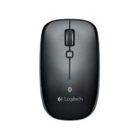 Logitech M557 Bluetooth Mouse - Grey