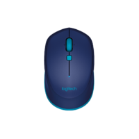 Logitech M337 Bluetooth Mouse - Blue