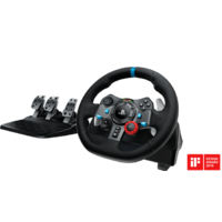 Logitech G29 Driving Force Racing Wheel - for PS4 and PS3