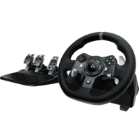 Logitech G920 Diving Force Racing Wheel - for PC