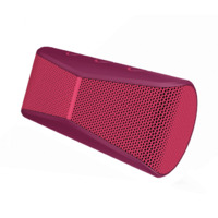 Logitech X300 Bluetooth Speaker - Red
