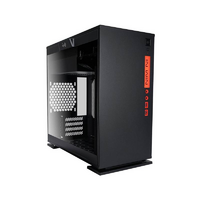 In Win 301 Mini Tower - mATX - Black