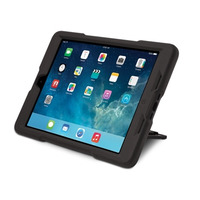 KENSINGTON BLACKBELT RUGGED CASE AND STAND FOR IPAD AIR RED