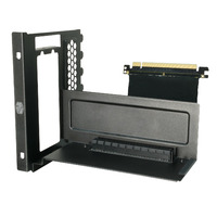 Cooler Master Universal Vertical VGA Card Holder and PCIe x16 Riser Cable
