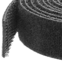 Startech Hook-and-Loop Cable Tie - 100 ft. Bulk Roll