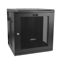 Startech 12U Wall-Mount Server Rack Cabinet - 17' Deep
