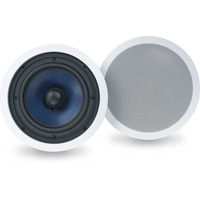 2-WAY IN-WALL SPEAKER 6.5in