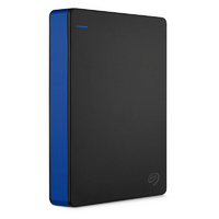 Seagate Game Drive PS4 4TB Portable HDD - USB 3.0