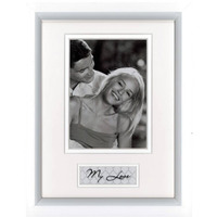 FRAME PROFILE 6X8 TIMBER  CELEBRATIONS MY LOVE(EACH)