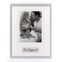 FRAME PROFILE 6X8 TIMBER  CELEBRATIONS OUR ENGAGEMENT(EACH)