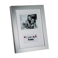 FRAME PROFILE 6X8 TIMBER  I LOVE MY MUMMY(EACH)
