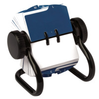 CARD HOLDER ROTARY ROLODEX 500 PLAIN CARDS(EACH)