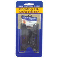 CARD HOLDER KEVRON ID ROTATING B/PACK ID1025PP(EACH)