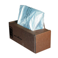 SHREDDER WASTEBAG FELLOWES FITS 2339S 2339C 3140S 3140C MACHINES BX50(EACH) - SHREDDER WASTEBAG FELLOWES FITS 2339S 2339C 3140S 3140C MACHINES BX50