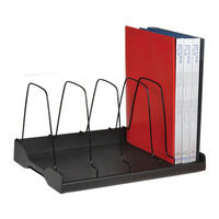 WIRE DIVIDER ARNOS ECO-TIDY TO SUIT ADJUSTABLE BOOK RACK PK2(EACH)