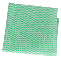 WIPES CLEANLINK 30X60CM MULTI PURPOSE GREEN PK 20(EACH)