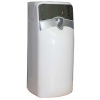 AIR FRESHENER CLEANLINK SPRAY DISPENSER W/ CHANGEABLE SETTINGS WHITE(EACH)
