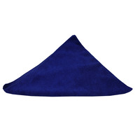 CLOTH CLEANLINK 40X40CM MICROFIBRE GENERAL PURPOSE BLUE (EACH)