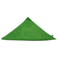 CLOTH CLEANLINK 40X40CM MICROFIBRE GENERAL PURPOSE GREEN (EACH)