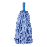 MOP HEAD CLEANLINK 400GM BLUE(EACH)