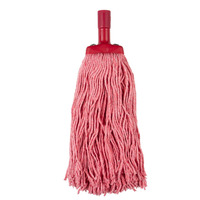 MOP HEAD CLEANLINK 400GM RED(EACH)