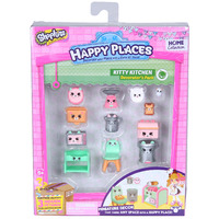 TOY MOOSE SHOPKINS HAPPY PLACES S1 KITTY KITCHEN(EACH)