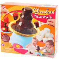 TOY PLAYGO CHOCOLATE FOUNTAIN(EACH)