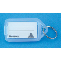 KEY TAGS KEVRON GIANT ASST COLOURS PK25(EACH) - KEY TAGS KEVRON GIANT ASST COLOURS PK25
