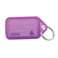 KEY TAGS KEVRON LILAC PK50(EACH) - KEY TAGS KEVRON LILAC PK50