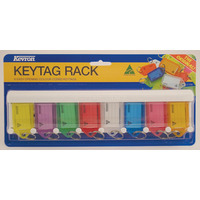 KEY RACK KEVRON 8 CAPACITY ID6RTL(EACH) - KEY RACK KEVRON 8 CAPACITY ID6RTL
