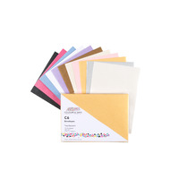 ENVELOPES COLOURFUL DAYS C6 PEARLESCENT POWDER BLUE 15'S(EACH)