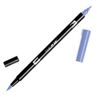 DUAL BRUSH PEN TOMBOW (ABT) 603 / PERIWINKLE(EACH)