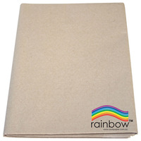 BOOK COVERING KRAFT BROWN F/PACK 760X1140MM 2'S(PK12)