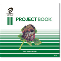 PROJECT BOOK OLYMPIC 521 24PG(PK20) - PROJECT BOOK OLYMPIC 521 24PG