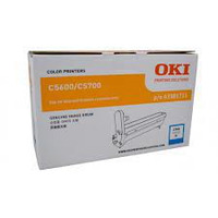 OKI Cyan Drum Unit to suit 56/5700 Printers