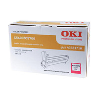 OKI Magenta Drum unit to suit 56/5700 Printers