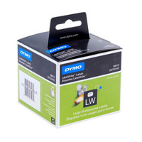 DYMO LARGE MULTI PURPOSE - PAPER/WHITE 54mm x 70mm 1 Roll/Box 320 Labels/Roll