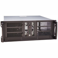 Chenbro RM42300 Black 4U 19 Rackmount Chassis for CEB/ATX board  3x5.25' 1x3.5Ext & 4x3.5'Int Bays'
