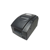 Birch BP-U07BU Dot Matrix Receipt Printer - with Auto Cutter  USB  Black