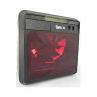 Birch BS-370 Large Screen Omni-directional Laser Scanner  USB
