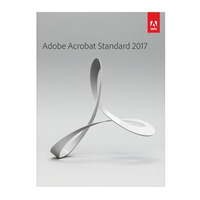 Adobe Acrobat Standard 2017 Retail For Windows