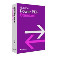 Nuance Power PDF 2.0 Standard - Retail Box
