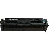 WHITE BOX REMANUFACTURED CE410A 305 TONER CARTRIDGE BLACK