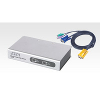 CS-72EC - 2 ports  PS/2  VGA  2048 x 1536  DDC2B