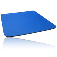 8Ware Cloth Mouse Pad - Blue - 260mm x 220mm