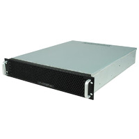 2U Rackmount Server Chassis 550mm depth - No PSU - 2U Rackmount Server Chassis 550mm depth - No PSU