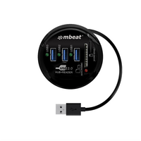 mBeat USB 3 Hub and Card Reader